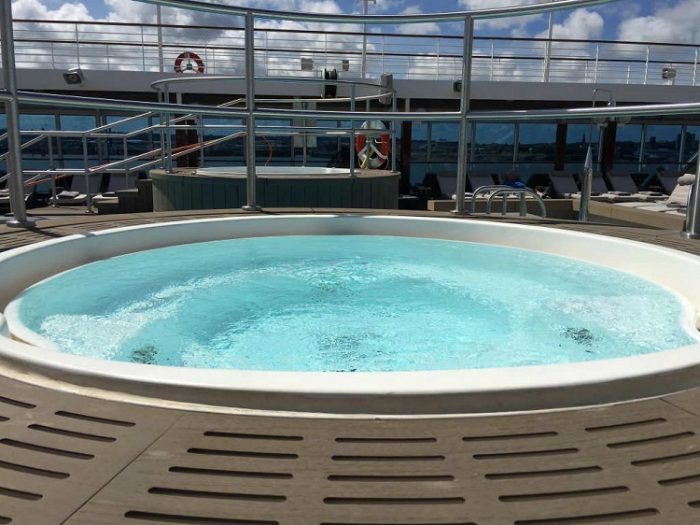 Azamara Quest - Whirlpool