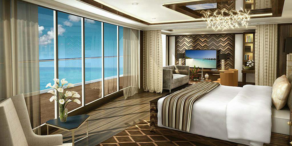 Regent Suite Bedroom