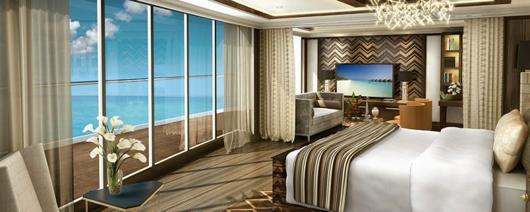 5 Most Luxurious Cruise Ship Suites Six Star Cruises