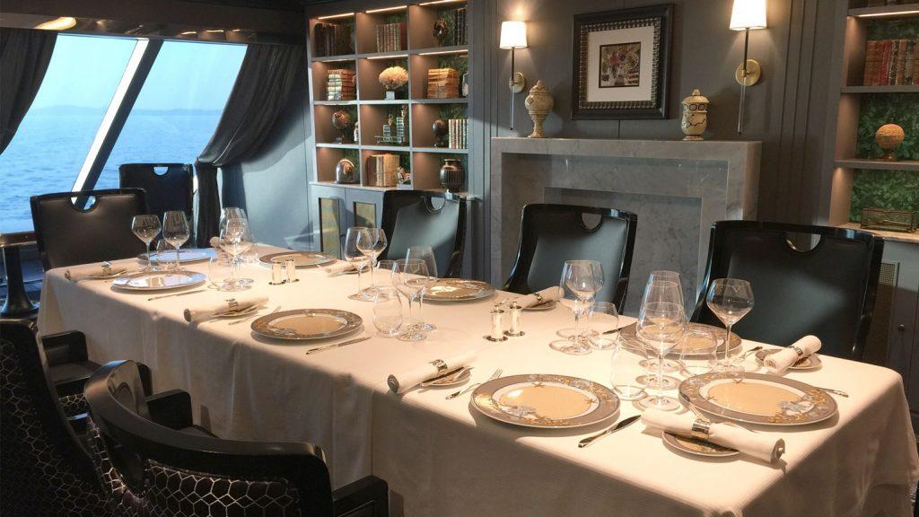Regent Room Dining