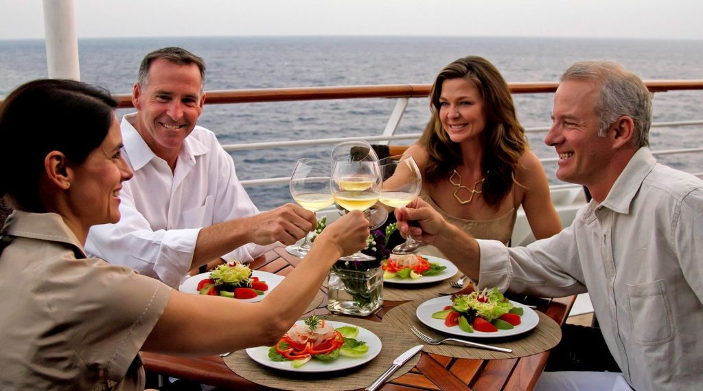 Azamara Club Cruises Dining