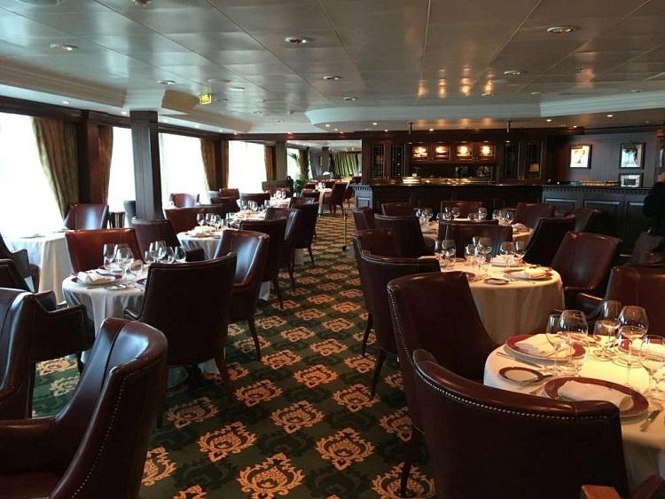 Oceania Nautica - Dining venue