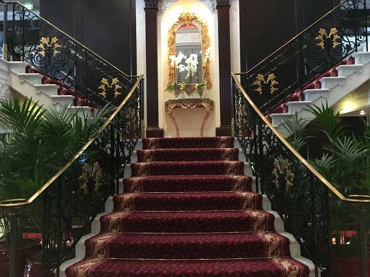Staircase Oceania Nautica