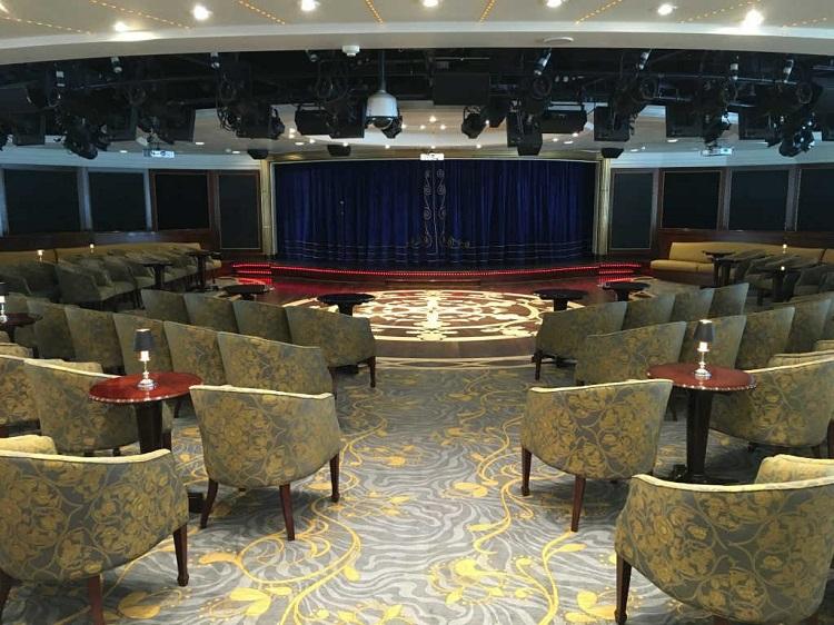 Oceania Nautica - Theatre