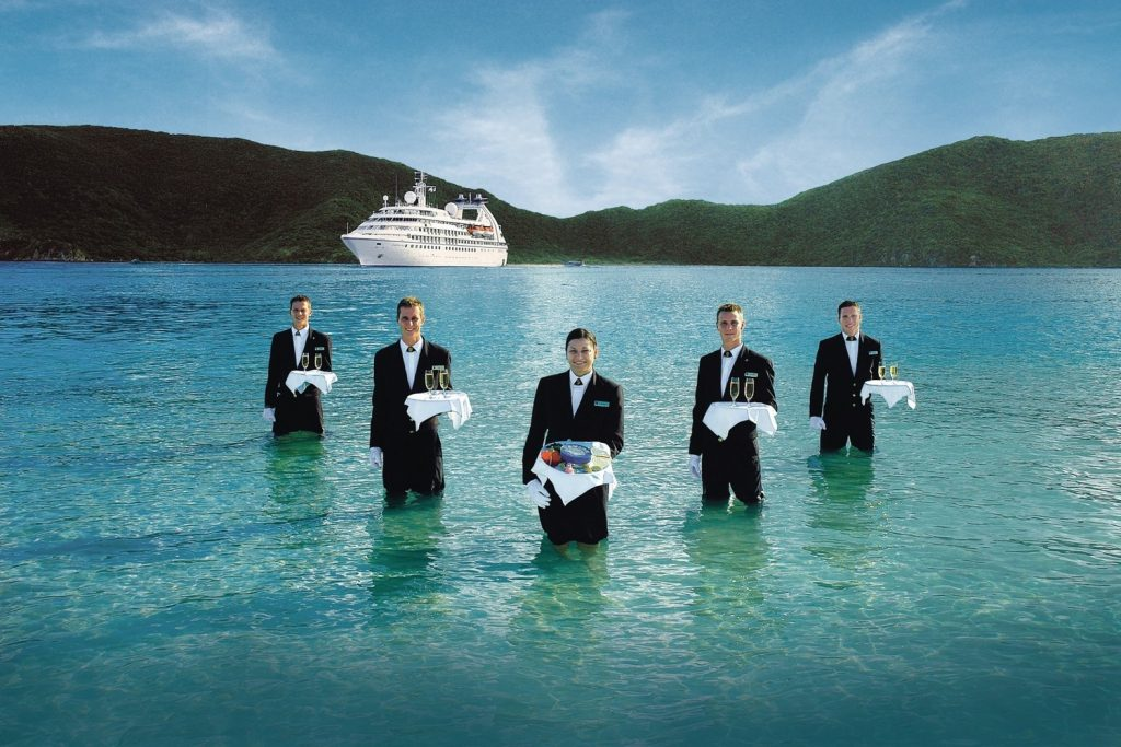 Seabourn Butlers