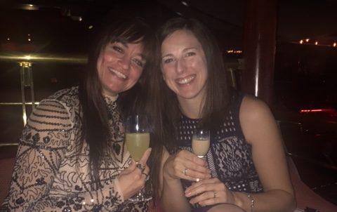 Lisa and Laura