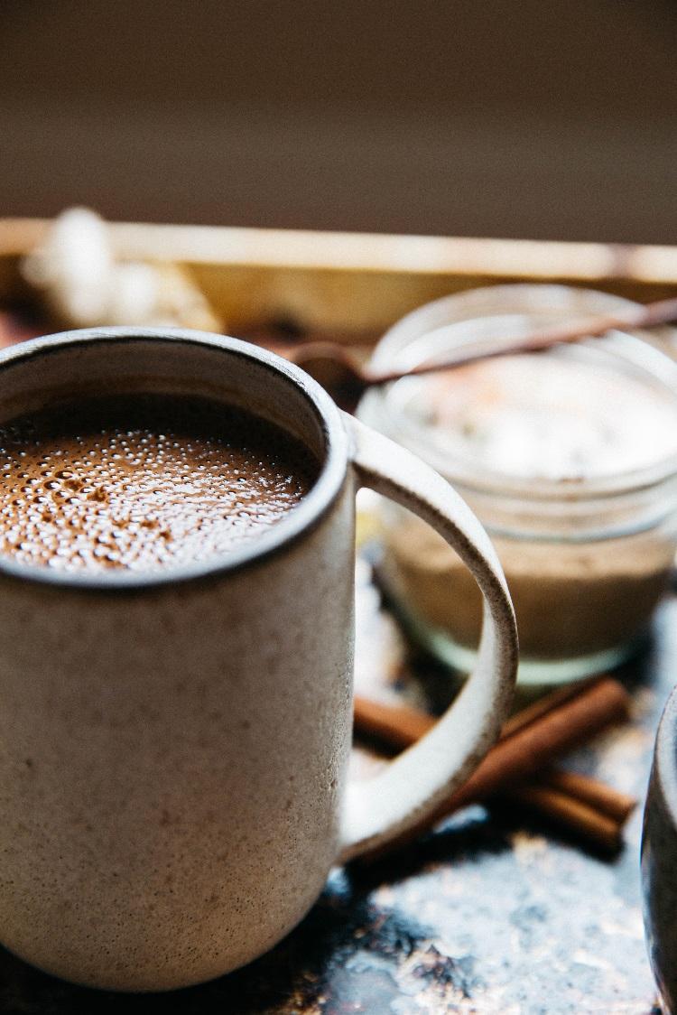 Mayan hot chili chocolate: similar to ancient Aztec recipes