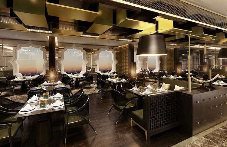 All-inclusive dining on-board Regent Seven Seas cruise ships