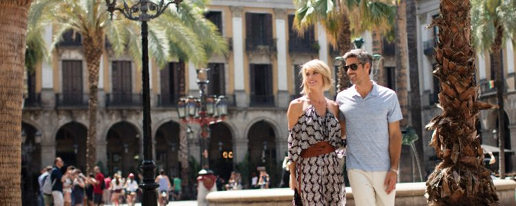 Walking excursion - a popular choice with Regent Seven Seas excursions