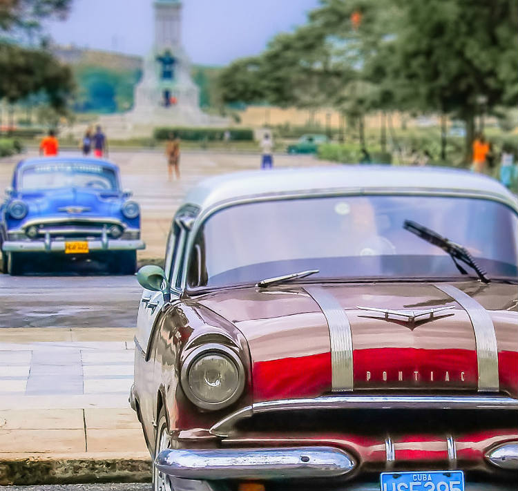 Classic car tour in Cuba - A Caribbean excursion