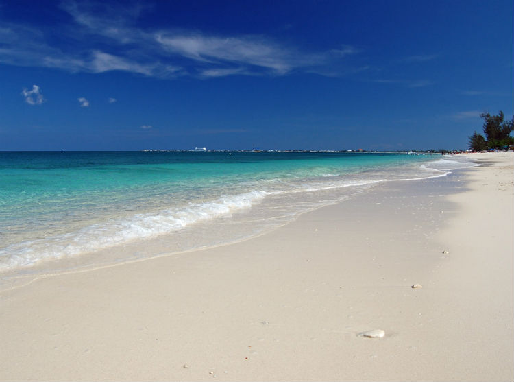Seven Mile Beach, Grand Cayman - The Caribbean