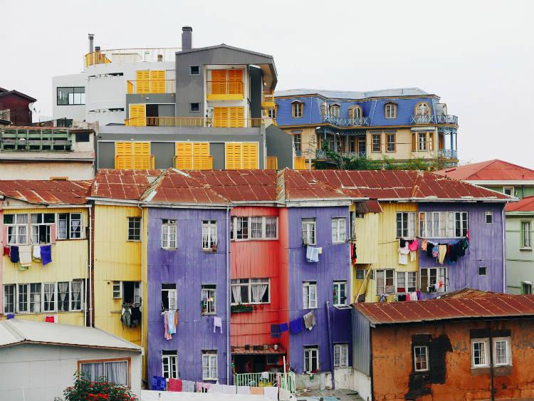 Valparaiso, Chile - South America
