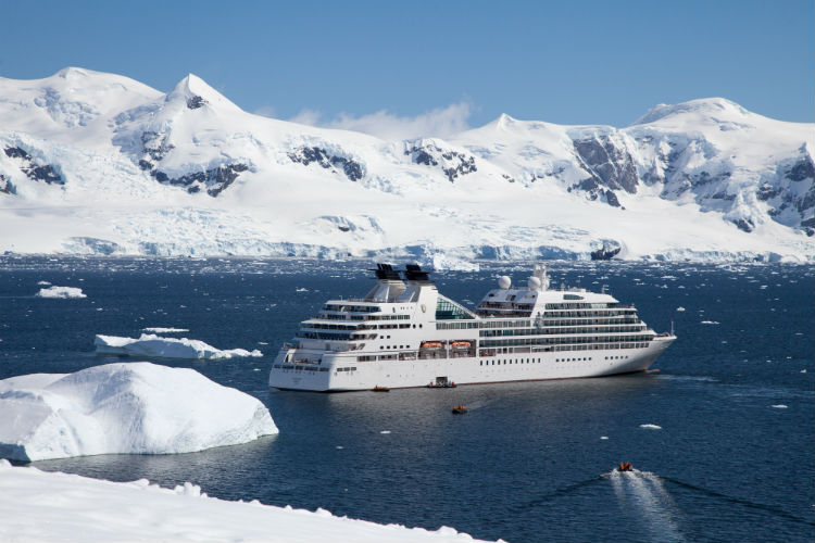 Seabourn - Expedition cruise ship