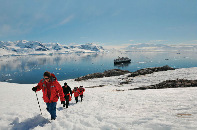 Silversea - Expedition cruises