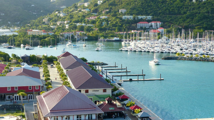 British Virgin Islands - Caribbean