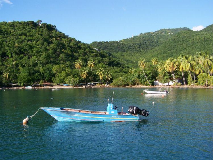 Guadeloupe - Caribbean island
