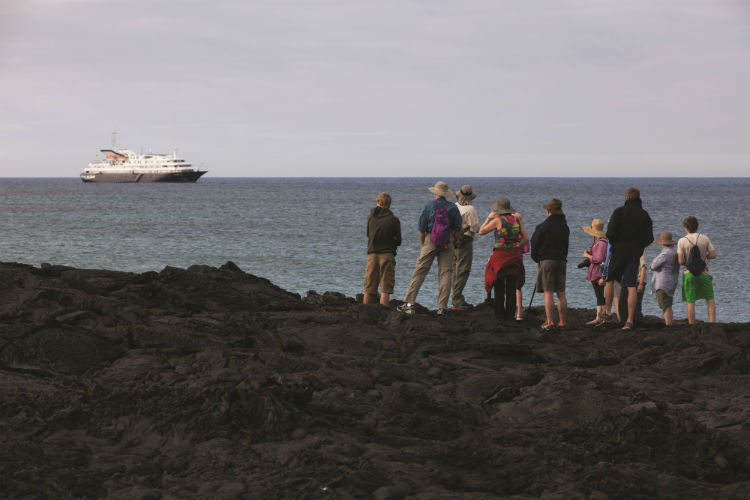 Excursion and cruise ship - Silversea Expeditions