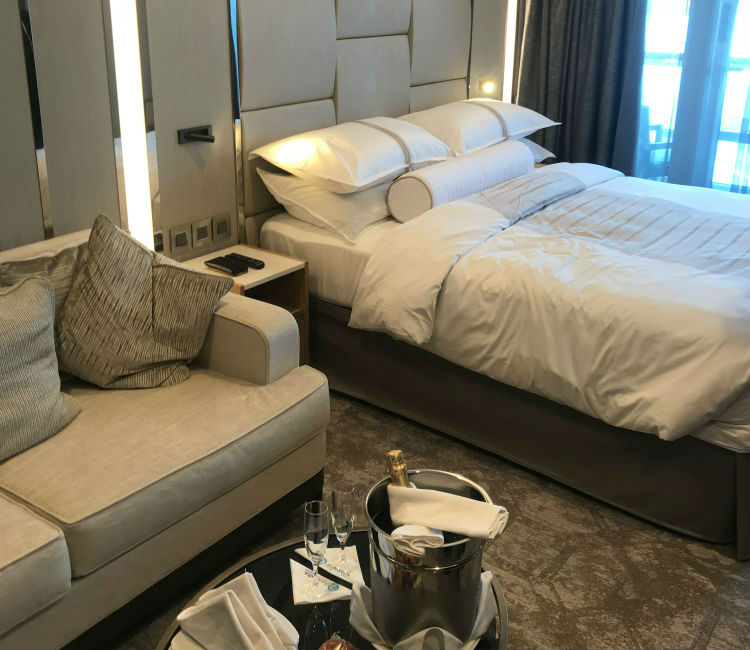 Club Spa Suite - Azamara Pursuit