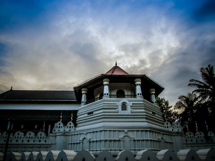 Temple of the Tooth Relic, Sri Lanka