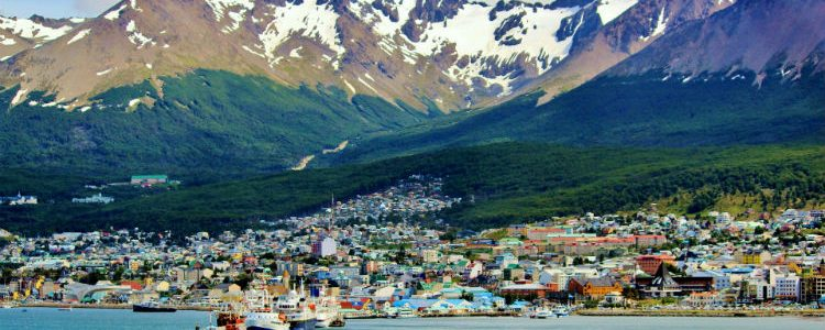 Ushuaia, Argentina - South America