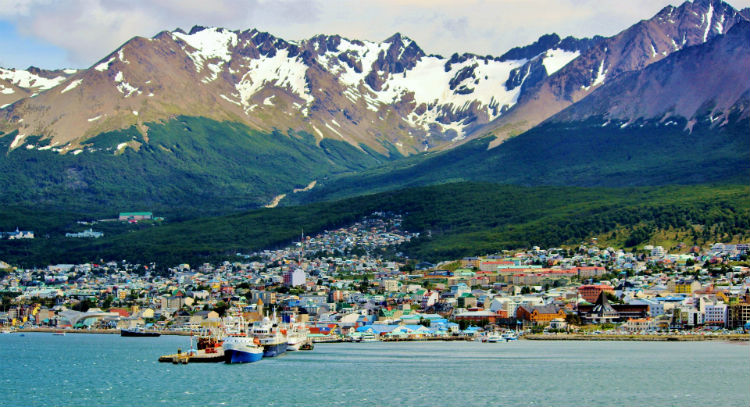 Ushuaia, Argentina - South America