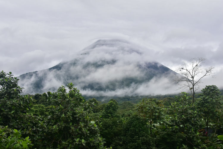 Arenal Volcano, Cloud Forest - Costa Rica