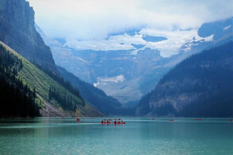 Lake Louise, Alberta - Canada