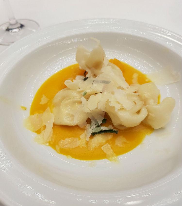 Pasta dish - Oceania Marina