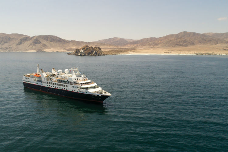 Silver Explorer - Silversea Expedition