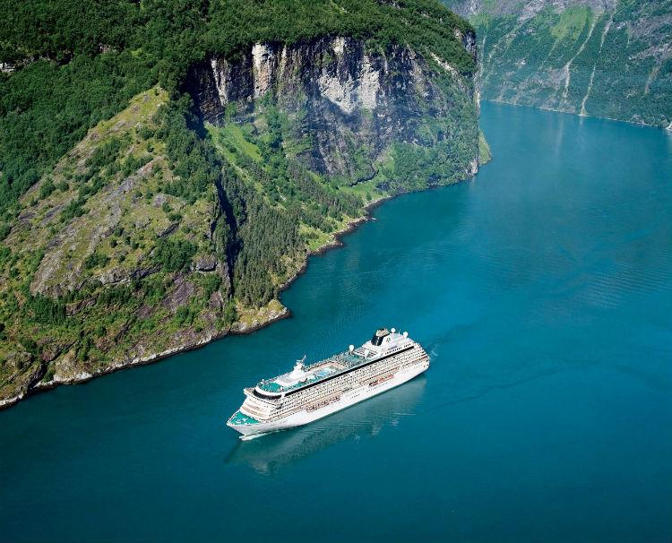 Crystal Serenity - World Cruise