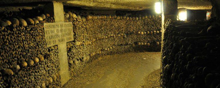 Catacombs - Paris, France