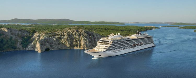 Viking Sun - Viking World Cruise