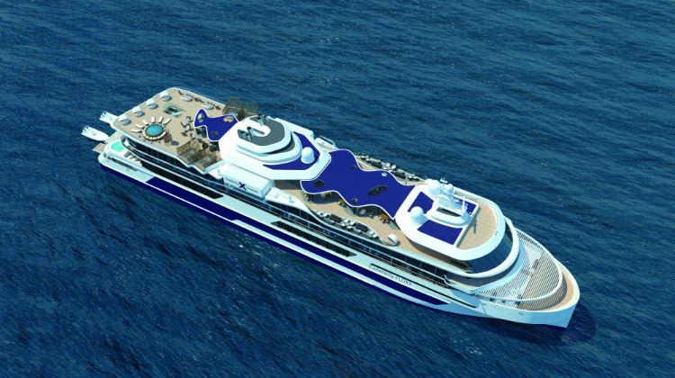 Celebrity Cruises - Celebrity Flora