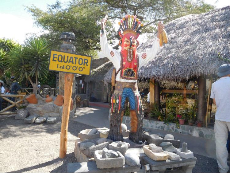 Equator - Quito, Galapagos