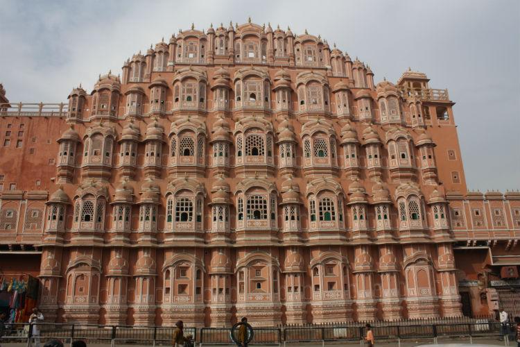 Hawa Mahal - Palace of Winds - Jaipur, India