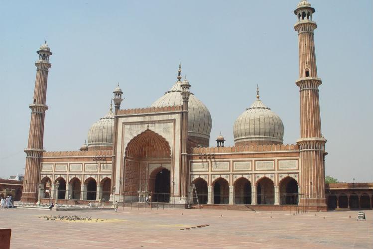 Jama Masjid Mosque - India