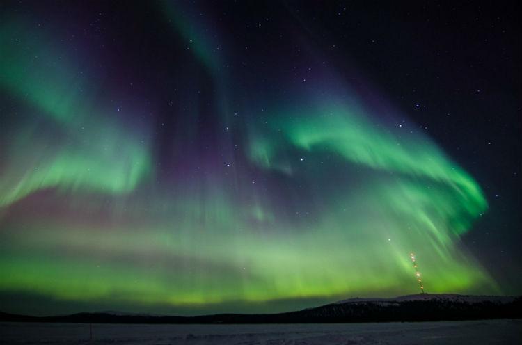 Northern Lights - Arctic
