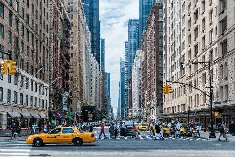 New York - North America