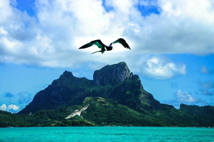 Bora Bora - French Polynesia - South Pacific