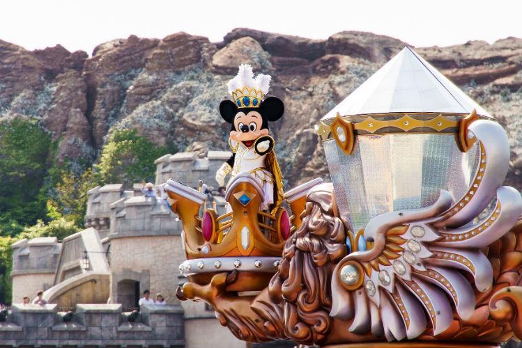Tokyo Disneyland - Japan