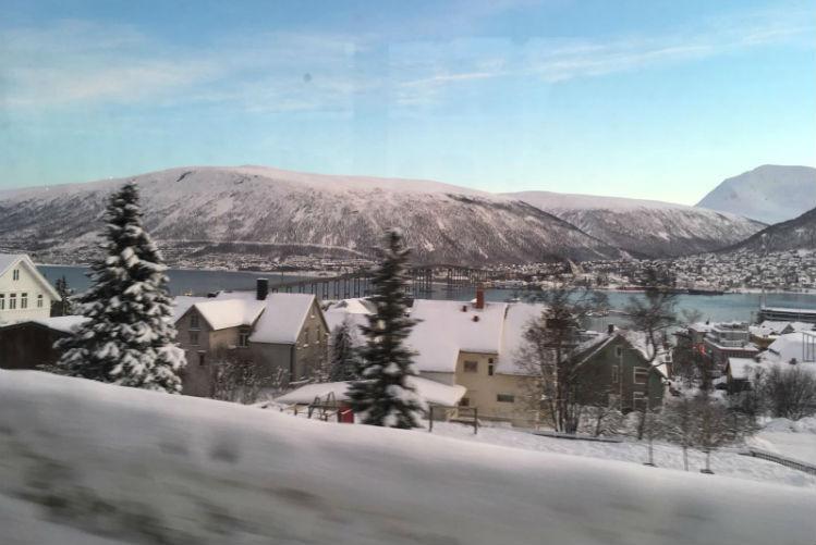 Village in Norway - Landscape