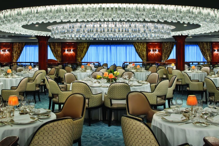 Grand Dining Room - Oceania Insignia