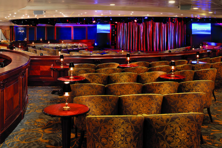 Lounge - Oceania Insignia