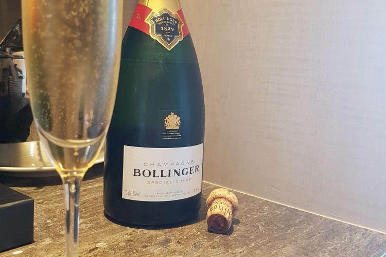 Bollinger Champagne - Crystal Esprit