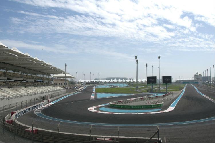 Yas Marina - Abu Dhabi Circuit