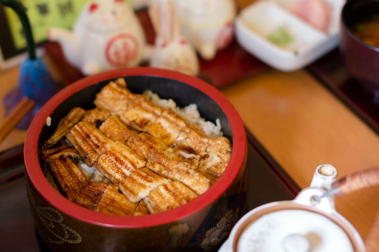 Hitsumabushi - Japan food