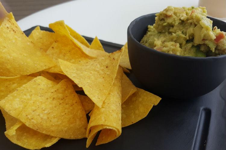 Nachos - Food on-board Crystal Esprit