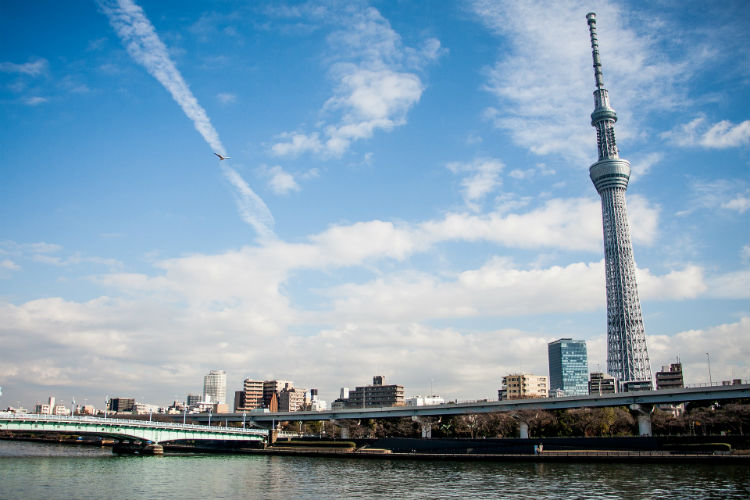 Tokyo Skytree- Japan