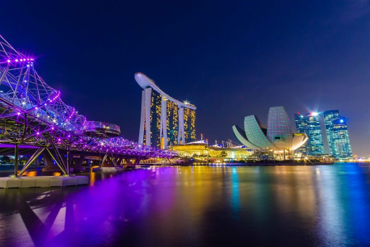 Marina Bay - Singapore - Asia