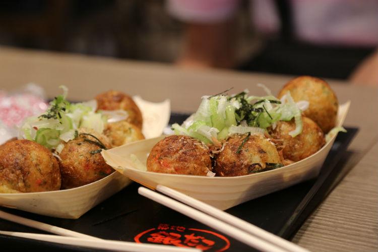 Takoyaki - Osaka